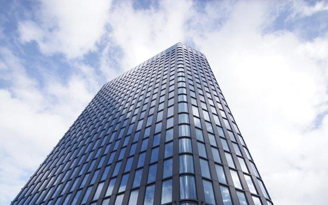Отель QO Amsterdam Нидерланды, Амстердам - 1 отзыв об отеле, цены и фото номеров - забронировать отель QO Amsterdam онлайн вид на фасад