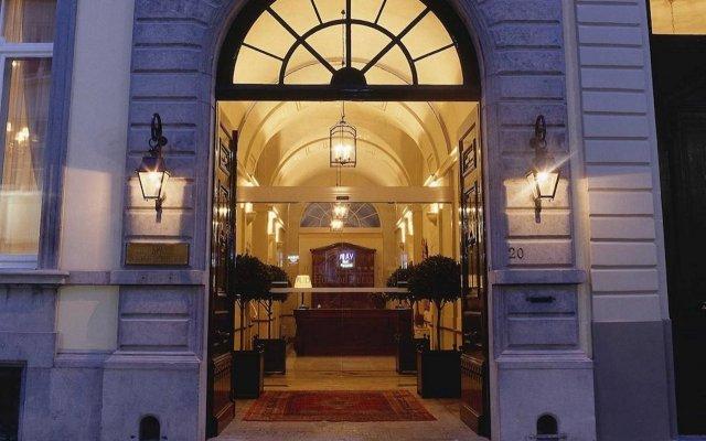 Отель The Peellaert (Adults Only) Брюгге вид на фасад