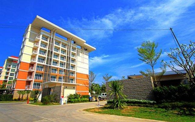 Отель Grow Residences вид на фасад