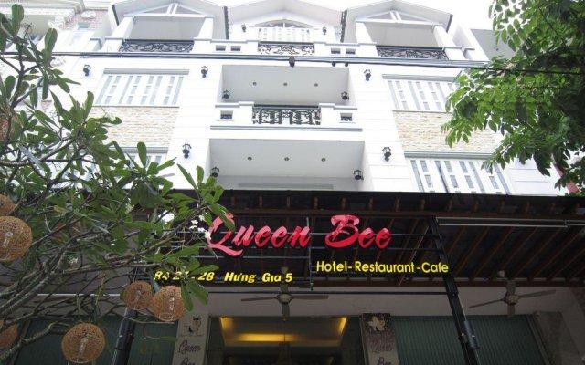 Отель Queen Bee Hotel Вьетнам, Хошимин - отзывы, цены и фото номеров - забронировать отель Queen Bee Hotel онлайн вид на фасад