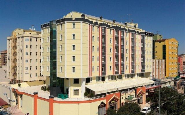 Grand Eras Hotel Kayseri вид на фасад