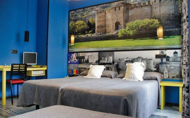 Отель JC Rooms Santo Domingo Испания, Мадрид - 3 отзыва об отеле, цены и фото номеров - забронировать отель JC Rooms Santo Domingo онлайн вид на фасад