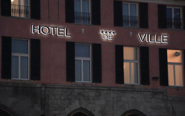 Отель De Ville Италия, Генуя - отзывы, цены и фото номеров - забронировать отель De Ville онлайн вид на фасад
