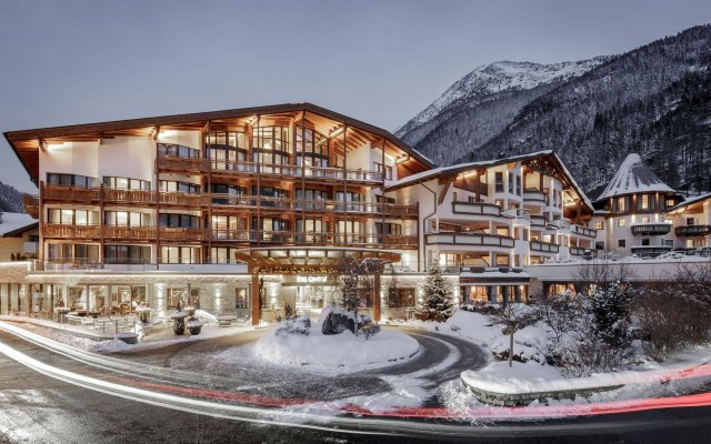 Das Central – Alpine. Luxury. Life