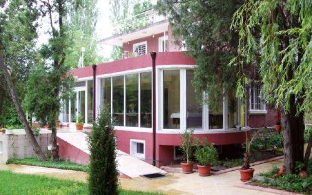 Отель Florance Болгария, Сливен - отзывы, цены и фото номеров - забронировать отель Florance онлайн вид на фасад
