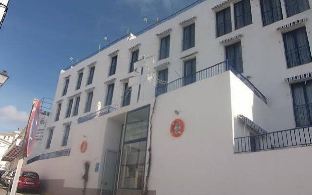 Отель Apartahotel Playa Conil Испания, Кониль-де-ла-Фронтера - отзывы, цены и фото номеров - забронировать отель Apartahotel Playa Conil онлайн вид на фасад