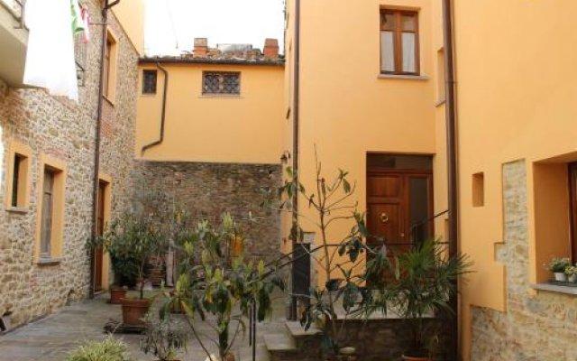 Отель La Corte Италия, Ареццо - отзывы, цены и фото номеров - забронировать отель La Corte онлайн вид на фасад