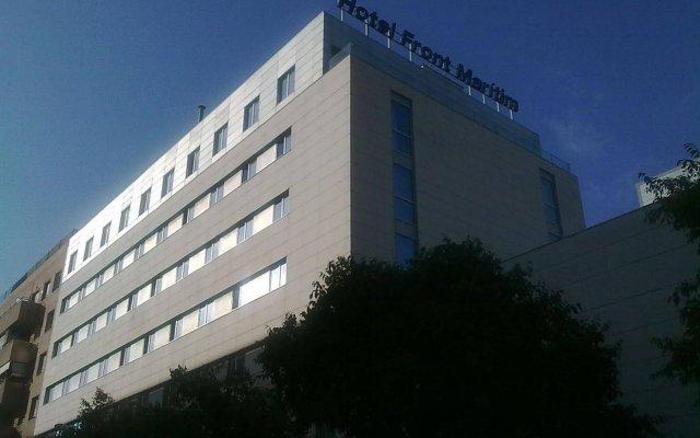 Hotel Front Maritim вид на фасад