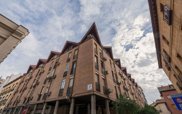 Отель Apartamento mercado San Miguel вид на фасад