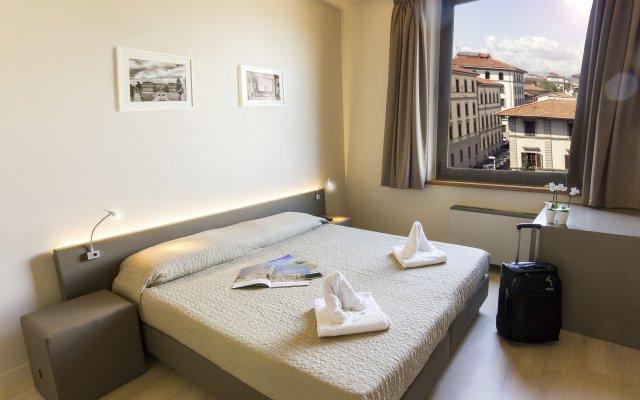 Отель Plus Florence Италия, Флоренция - 14 отзывов об отеле, цены и фото номеров - забронировать отель Plus Florence онлайн комната для гостей