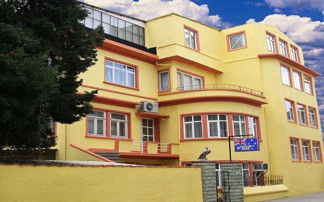 Yellow Rose Pansiyon Турция, Канаккале - отзывы, цены и фото номеров - забронировать отель Yellow Rose Pansiyon онлайн вид на фасад