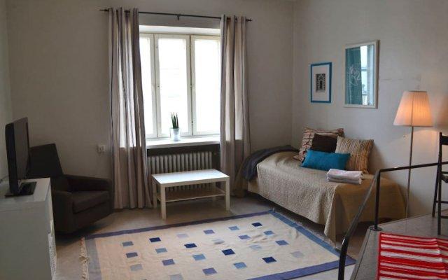 Апартаменты Helsinki Apartment комната для гостей