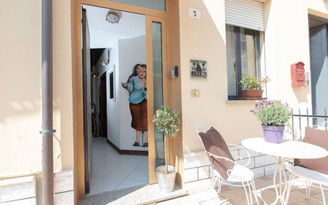 Отель La Volpina Room and Breakfast Италия, Римини - отзывы, цены и фото номеров - забронировать отель La Volpina Room and Breakfast онлайн вид на фасад