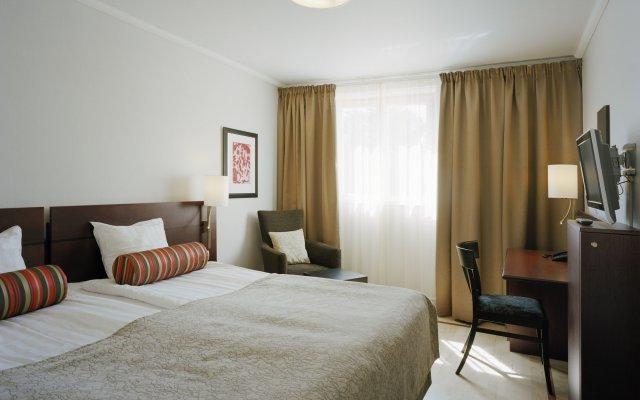 Отель HASSELBACKEN Стокгольм комната для гостей