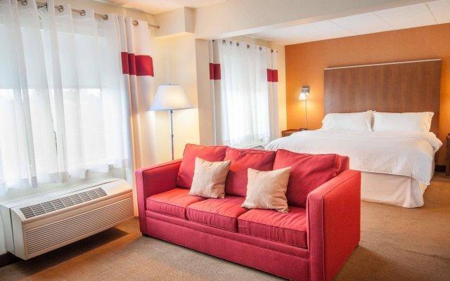 Отель Four Points By Sheraton Columbus - Polaris Колумбус комната для гостей