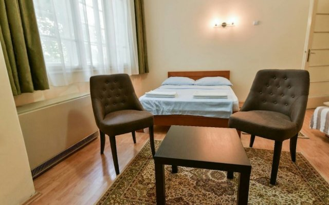 Апартаменты Apartments Nikola комната для гостей