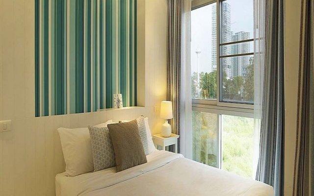 Отель The Gallery Jomtien Beach Pattaya Condo By Dome Паттайя комната для гостей