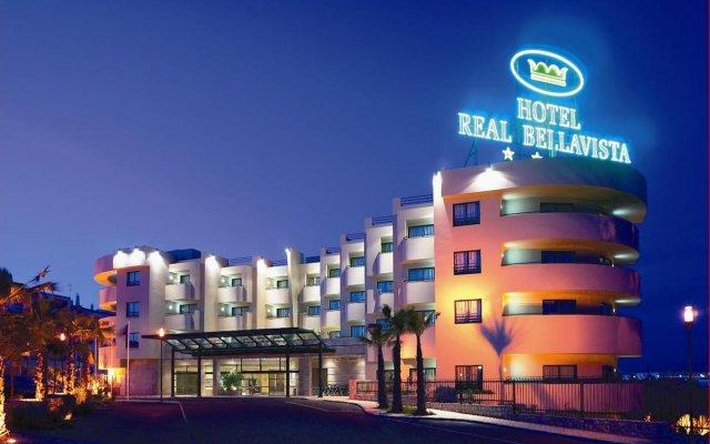 Real Bellavista Hotel & Spa вид на фасад