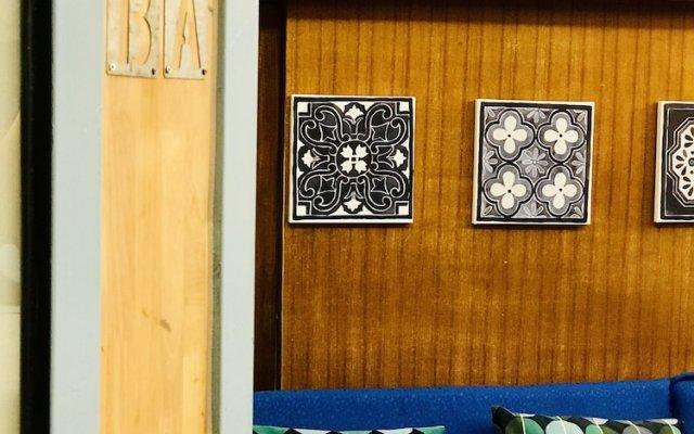 Отель Blu Cabin Ari Stylish Gay Poshtel вид на фасад