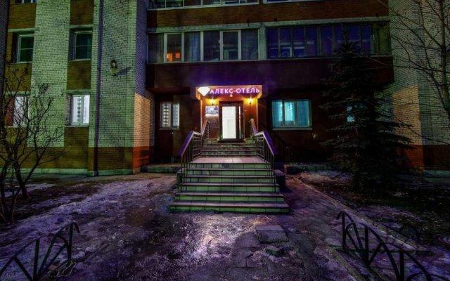 Гостиница Alex v Rybatskom вид на фасад