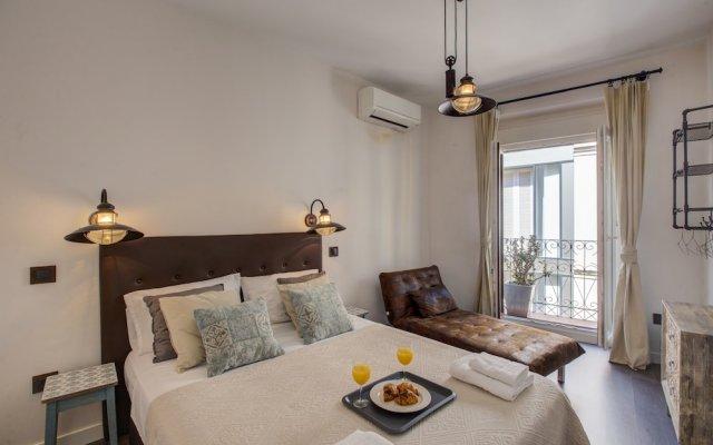 Отель City Centre Apartment - 3BD - 2BT - WIFI Испания, Мадрид - отзывы, цены и фото номеров - забронировать отель City Centre Apartment - 3BD - 2BT - WIFI онлайн комната для гостей