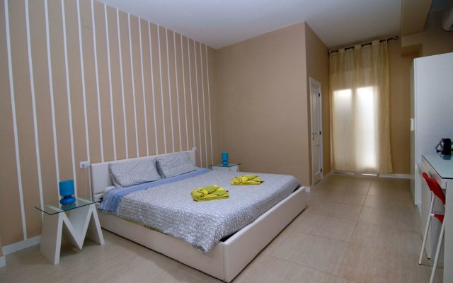 Отель Travel B&B Бари комната для гостей