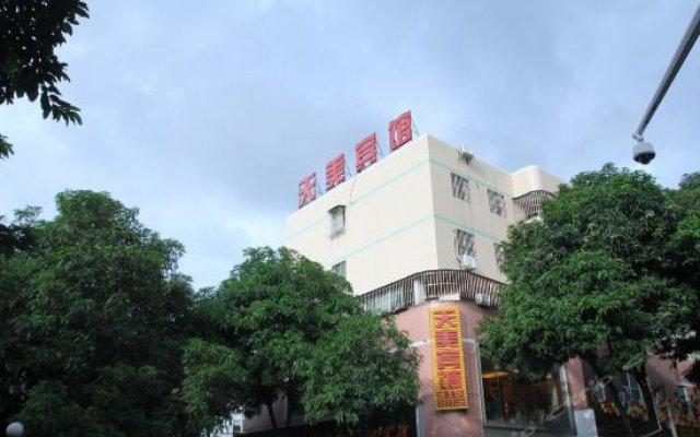 Tianmei Hotel вид на фасад