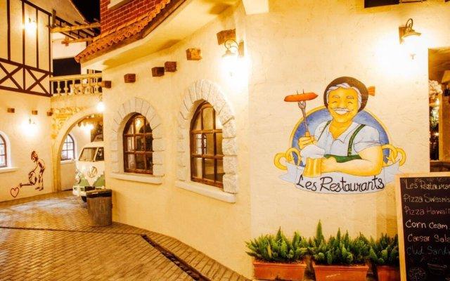Swiss Hotel Pattaya вид на фасад
