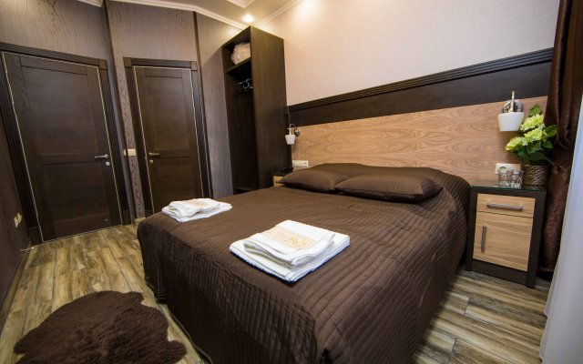Мини-Отель ЭРА на Цимбалина комната для гостей