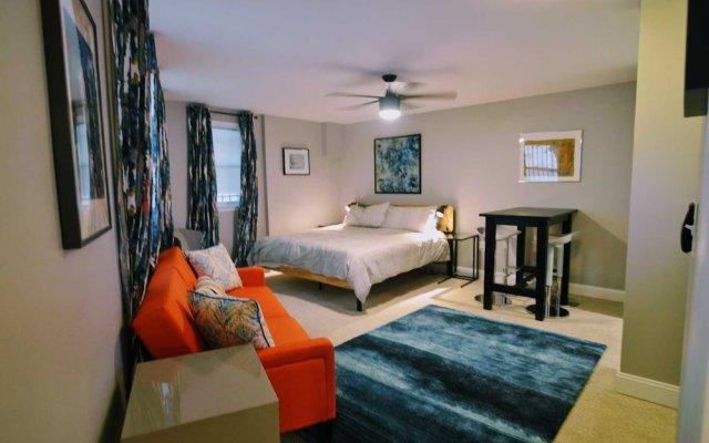 Апартаменты 1331 Northwest Apartment #1066 - 1 Br Apts комната для гостей