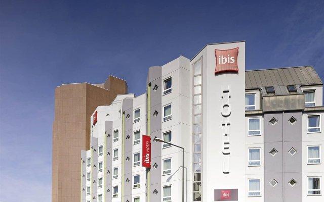 Отель ibis Hotel Köln Centrum Германия, Кёльн - отзывы, цены и фото номеров - забронировать отель ibis Hotel Köln Centrum онлайн вид на фасад