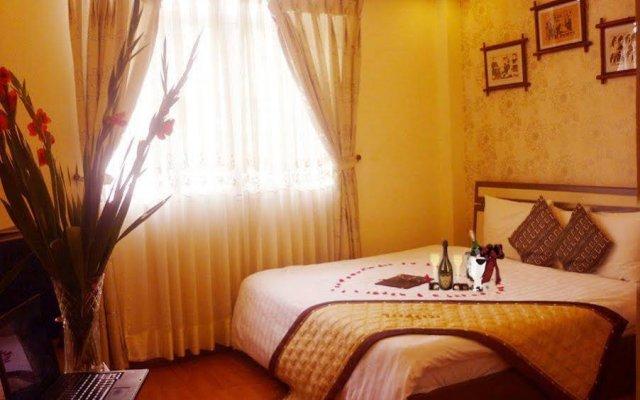 Отель Hanoi Silver Ханой комната для гостей