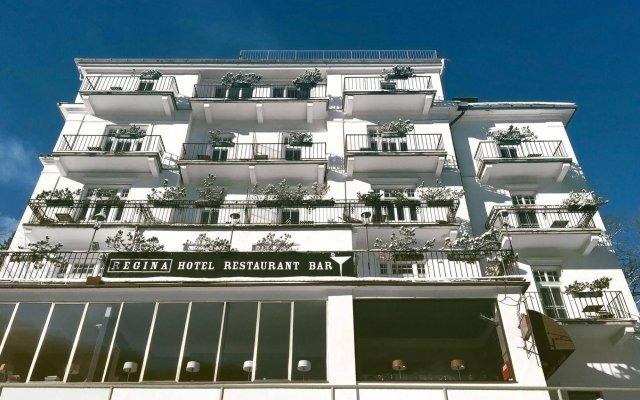 Отель DAS REGINA Австрия, Бад-Гаштайн - отзывы, цены и фото номеров - забронировать отель DAS REGINA онлайн вид на фасад