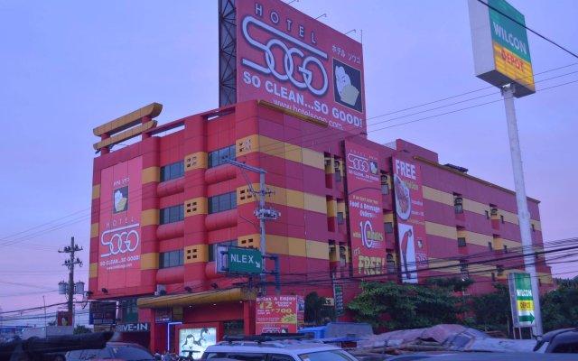 Отель Sogo Dau Филиппины, Мабалакат - отзывы, цены и фото номеров - забронировать отель Sogo Dau онлайн вид на фасад