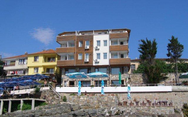 Отель Guest House Rusalka вид на фасад