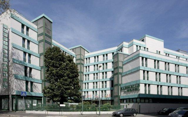 Hotel Raffaello вид на фасад