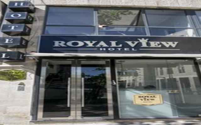 Royal View Hotel Израиль, Иерусалим - 4 отзыва об отеле, цены и фото номеров - забронировать отель Royal View Hotel онлайн вид на фасад