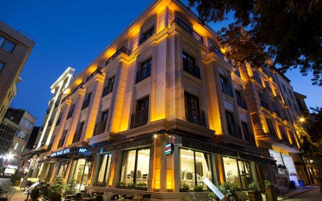 Antusa Palace Hotel & Spa вид на фасад