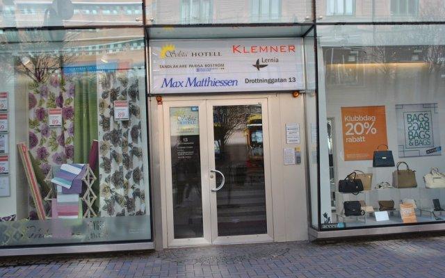 Отель Solsta Hotell Швеция, Карлстад - отзывы, цены и фото номеров - забронировать отель Solsta Hotell онлайн вид на фасад