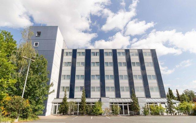 Отель Ramada by Wyndham Hannover Германия, Ганновер - отзывы, цены и фото номеров - забронировать отель Ramada by Wyndham Hannover онлайн вид на фасад