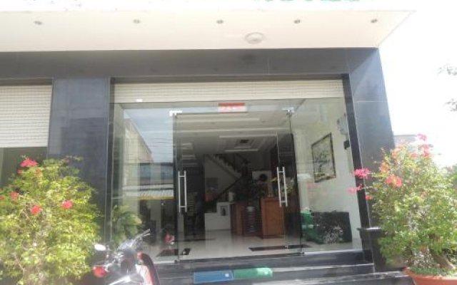 Song Hao Hotel вид на фасад