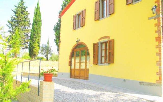 Отель Agriturismo Martignana Alta Италия, Эмполи - отзывы, цены и фото номеров - забронировать отель Agriturismo Martignana Alta онлайн вид на фасад