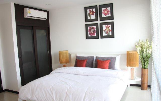 Апартаменты Two Villas Suite Service Apartment