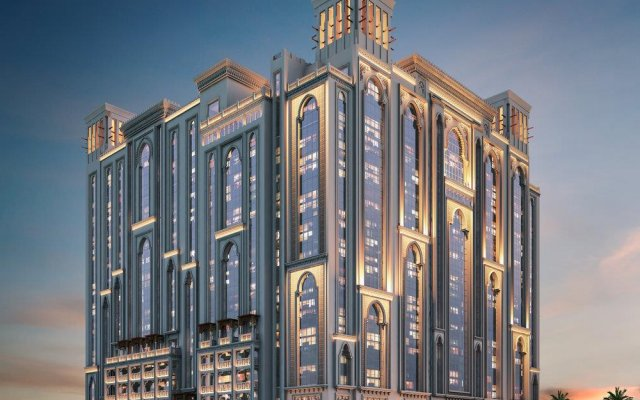 Al Jaddaf Rotana Suite Hotel 2