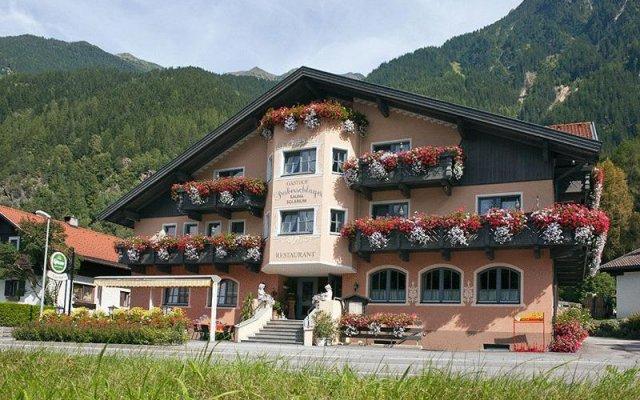 Gasthof & Hotel Perberschlager вид на фасад