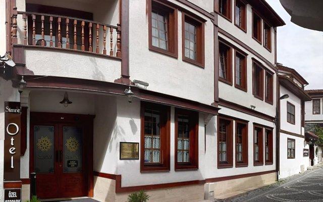 Simre Hotel вид на фасад
