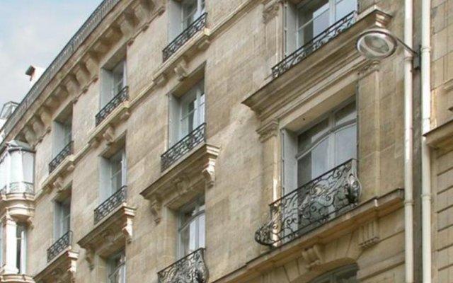 Отель Bridgestreet Opera Франция, Париж - 1 отзыв об отеле, цены и фото номеров - забронировать отель Bridgestreet Opera онлайн вид на фасад