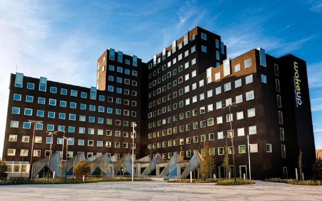 Отель Wakeup Copenhagen - Carsten Niebuhrs Gade вид на фасад