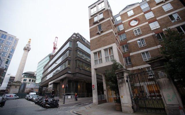 Отель Central London 2 Bedroom Flat Великобритания, Лондон - отзывы, цены и фото номеров - забронировать отель Central London 2 Bedroom Flat онлайн вид на фасад