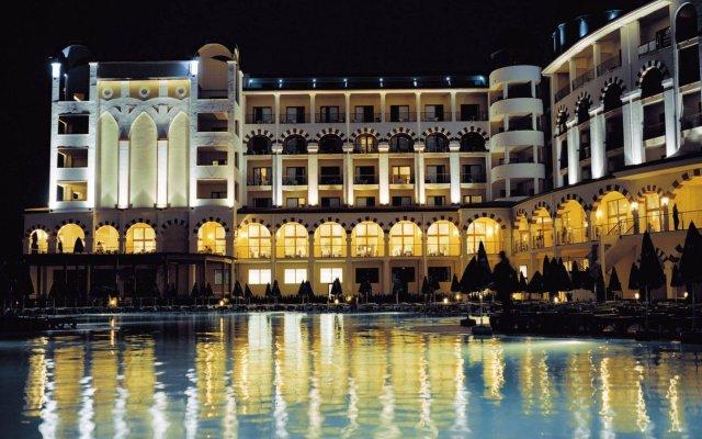 Отель Riu Helios Bay Болгария, Аврен - отзывы, цены и фото номеров - забронировать отель Riu Helios Bay онлайн вид на фасад
